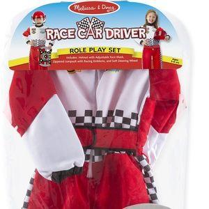 Melissa & Doug Racing Car Driver HALLOWEEN COSTUME